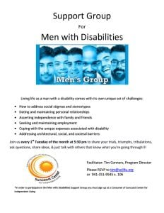 mens support group flyer.9.1.17